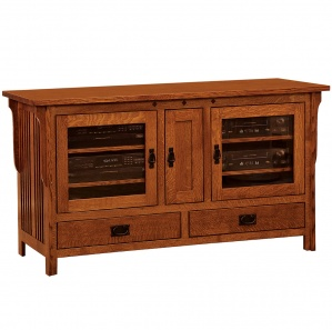 Royal Mission TV Cabinet