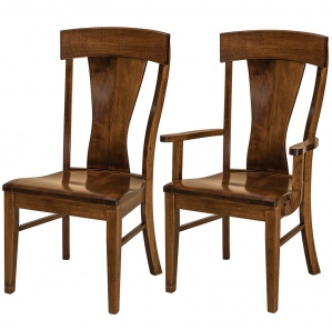Ramsey Amish Dining Chairs