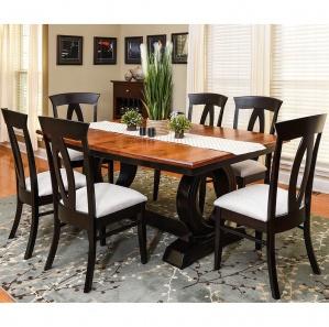 Saratoga Amish Dining Room Set