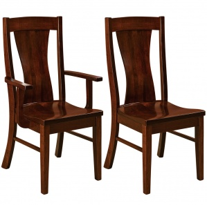 Westin Amish Dining Chairs
