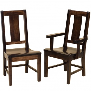 Benson Amish Dining Chairs