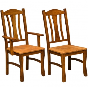 Hearthside Amish Dining Chairs