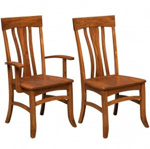 Rainier Amish Dining Chairs