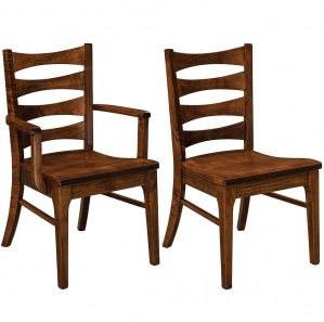 Armanda Amish Dining Chairs