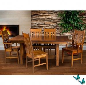Wilmette Amish Dining Room Set