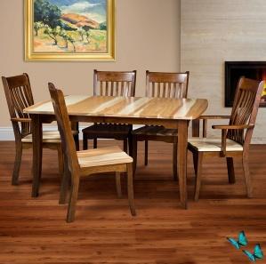 Miramar Amish Dining Room Set