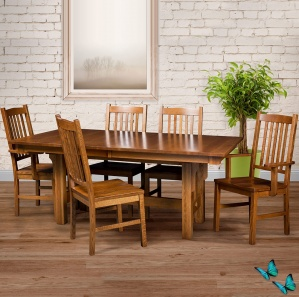 Van Ness Amish Dining Room Set