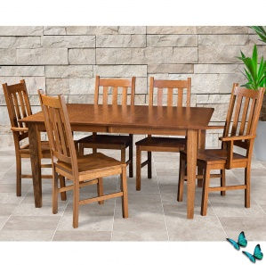 Englewood Amish Dining Room Set