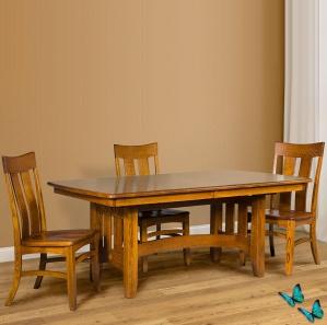 Galena Amish Dining Room Set