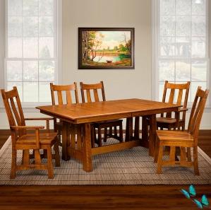 Fremont Amish Dining Room Set