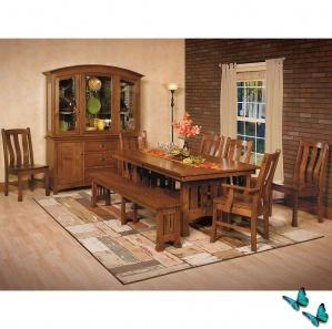 Olde Century Amish Dining Room Set