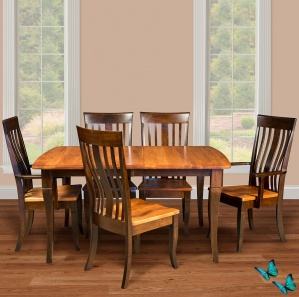 Hillcrest Amish Kitchen Table & Chairs