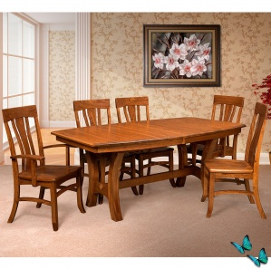 Grand Island Amish Dining Room Set
