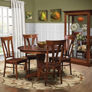 Clifton Amish Dining Room Furniture Set