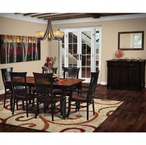 Sophia Amish Dining Room Set