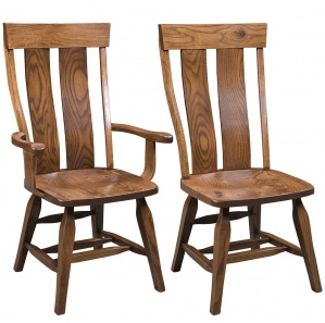 Teton Amish Dining Chairs