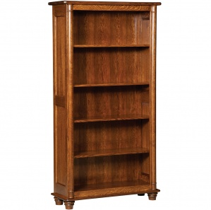 Pembroke Amish Bookcase