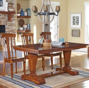 Fulton Amish Dining Room Furniture Set