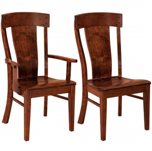 Lacombe Amish Dining Chairs