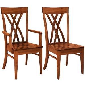 Oleta Amish Dining Chairs