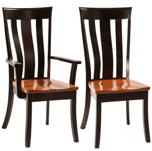 Chandler Amish Dining Chairs