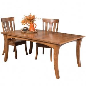 Chandler Amish Kitchen Table Set