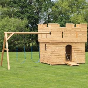 Sir Lancelot Castle Amish Playset Kit
