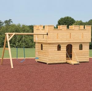 King Arthur Castle Amish Playset Kit