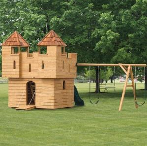 Royal Castle Amish Playset Kit