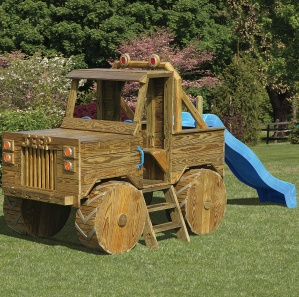 Just For Me Jeep® Playset Kit
