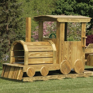 Choo Choo Locomotive