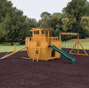 Tug Boat Amish Playset