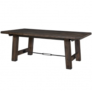 Ouray Rustic Amish Dining Table