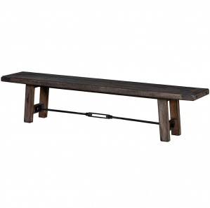Ouray Rustic Bench