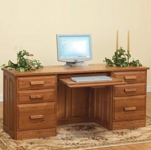 Pomeroy Amish Credenza/Desk