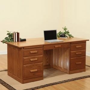Pomeroy Executive Amish Desk