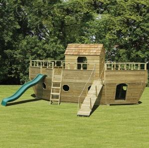 Noah's Ark Amish Playset
