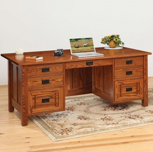 Franklin Executive Desk