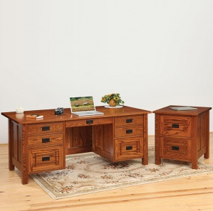 Franklin Office Furniture Set