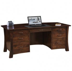 Fair Park Executive Amish Desk