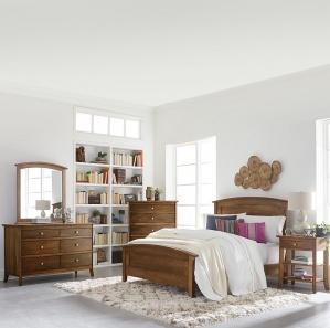 Laurel Amish Bedroom Furniture Set