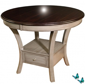 Coronado Round Counter Table