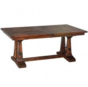 Vienna Amish Trestle Table
