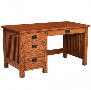 JD's Deluxe Computer Desk with Hutch Option