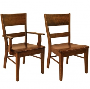 Genesis Amish Dining Chairs