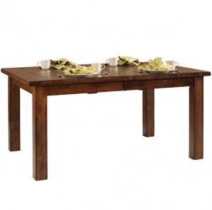 Portage Park Amish Dining Table