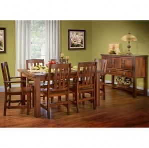 Portage Park Amish Dining Room Set