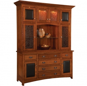 Monterey Buffet and Hutch Option