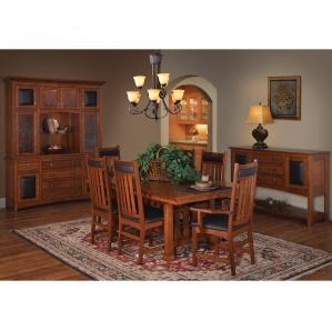 Monterey Amish Dining Room Furniture Set
