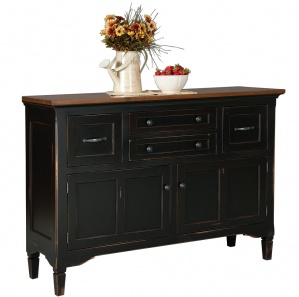 Westcott 4 Drawer Buffet